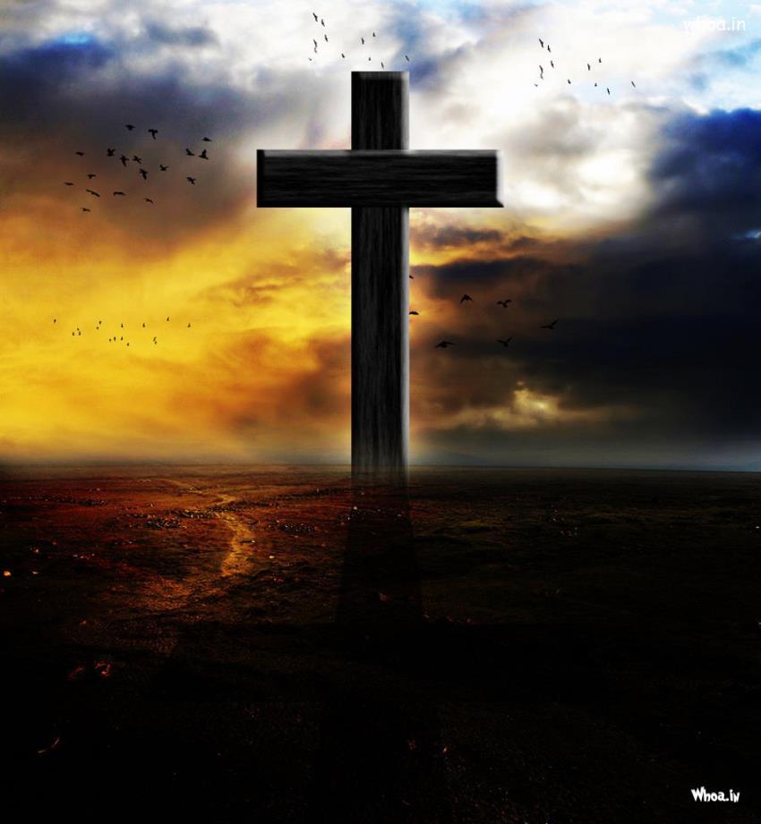 The Cross Wallpaper