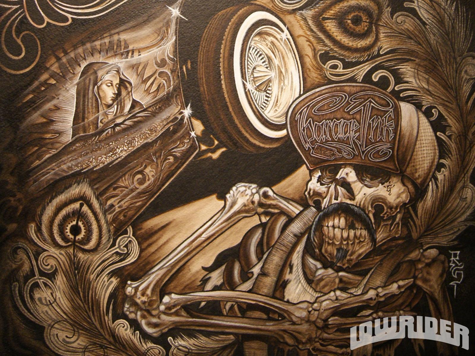 Lowrider Arte Wallpapers on WallpaperSafari