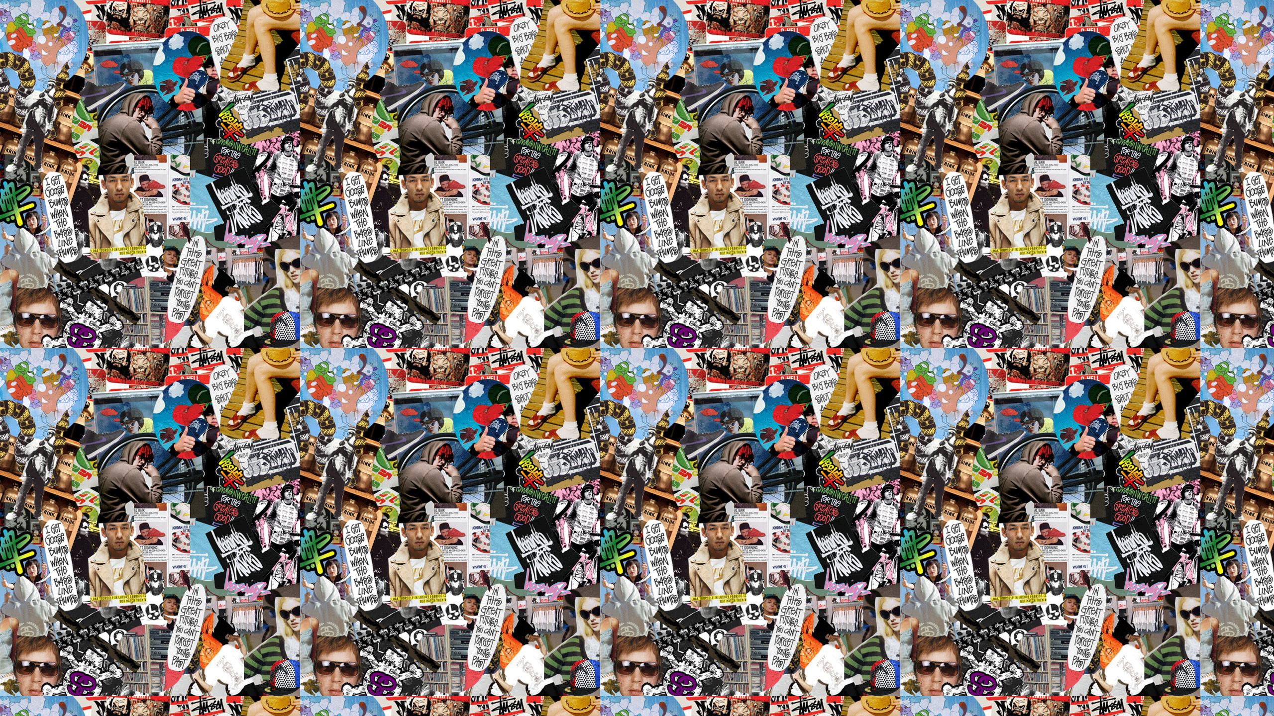 80s Wallpaper 2560x1440