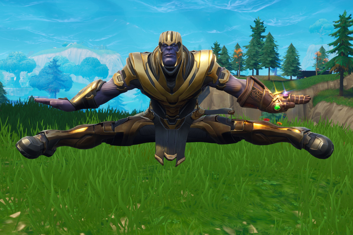 Fortnite Thanos is already getting nerfed in new Infinity 1200x800