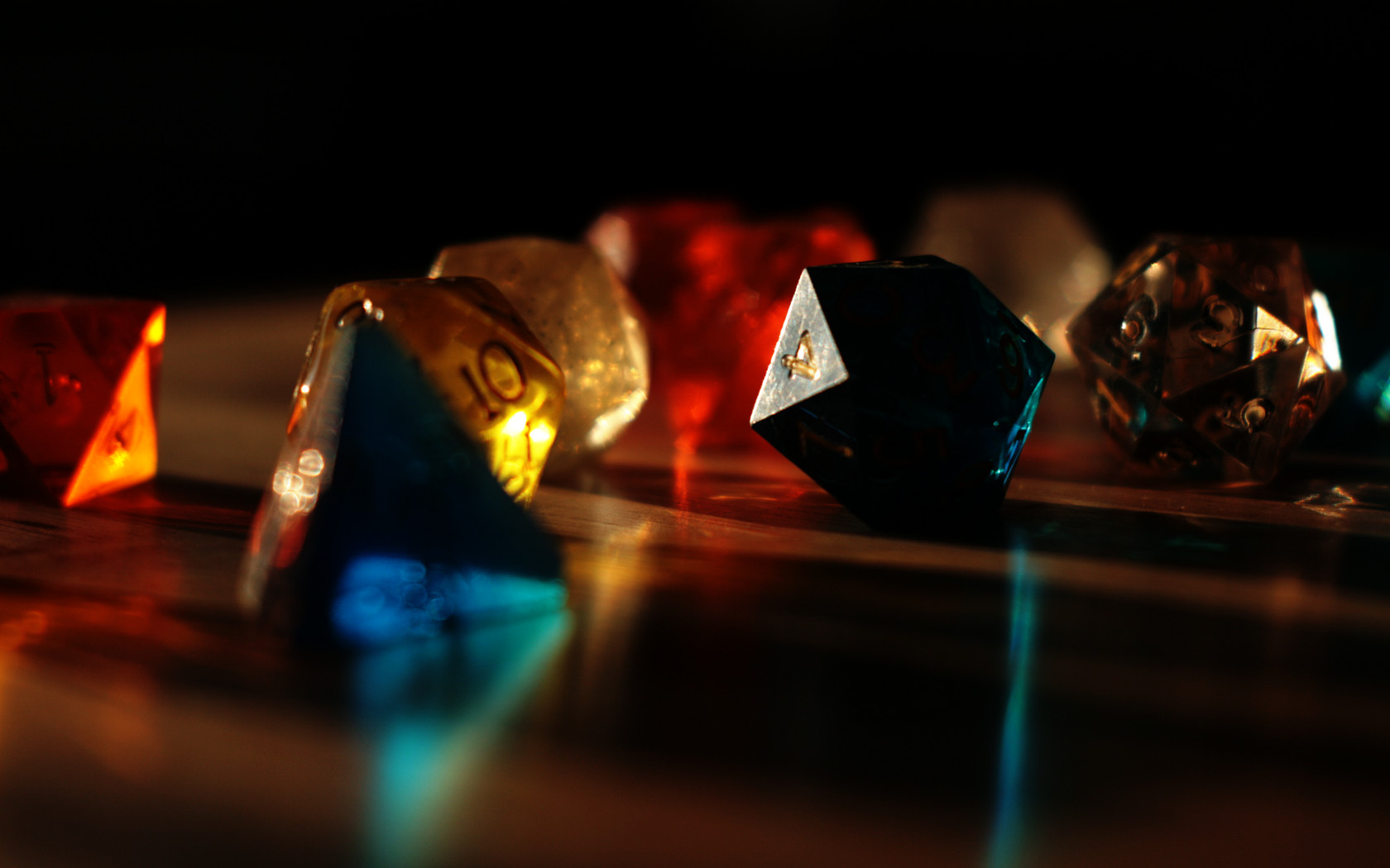 42 Rpg Dice Wallpaper On Wallpapersafari