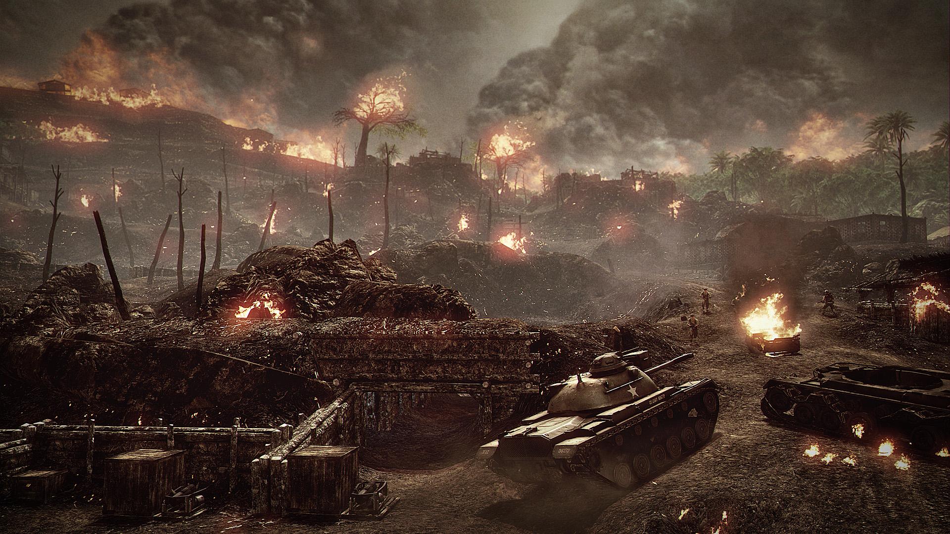 Battlefield Vietnam   Hill 137 02 Wallpaper 1920 x 1080 1920x1080