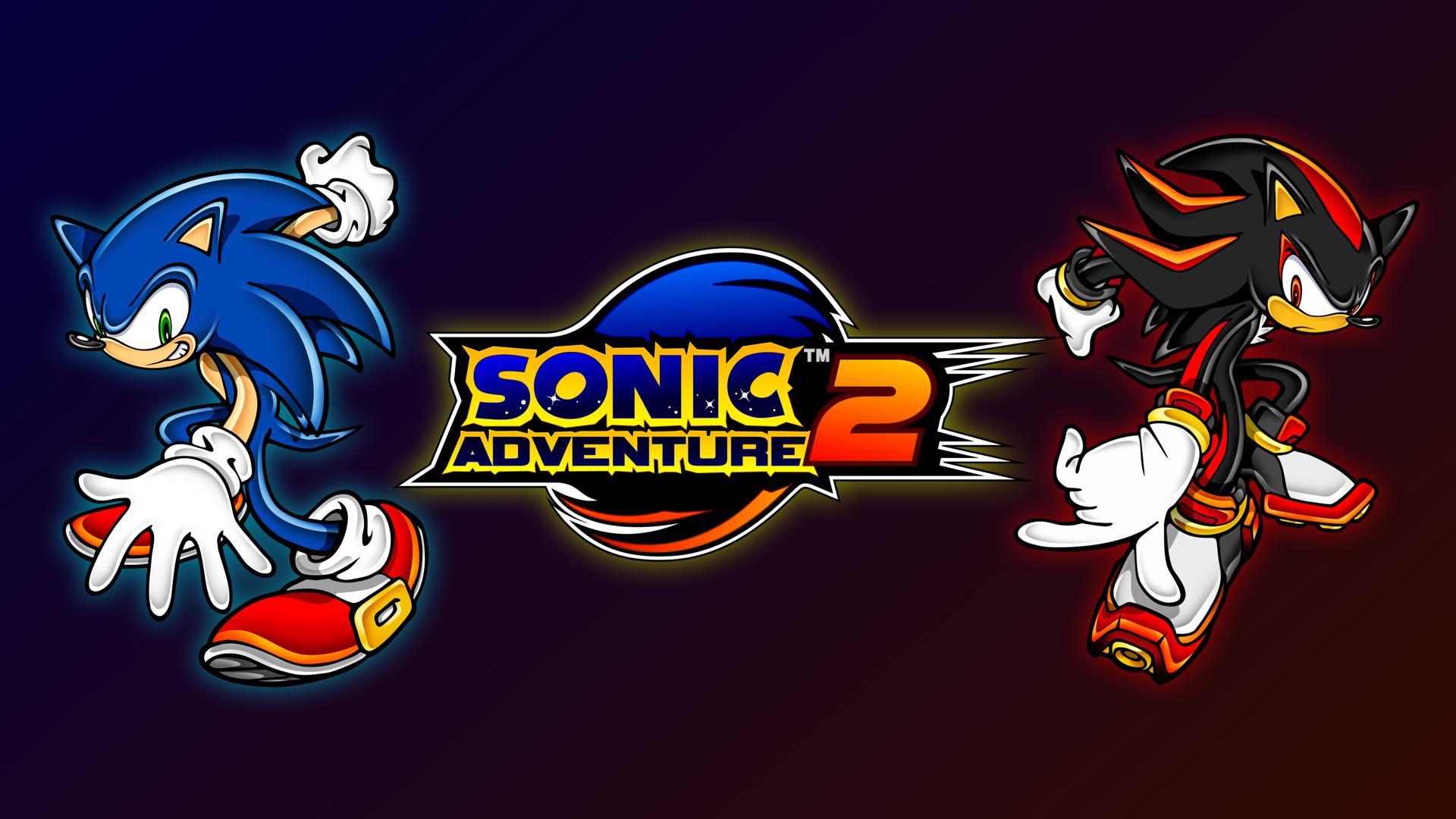 Sonic Adventure 2 Battle Wallpaper Wallpapersafari