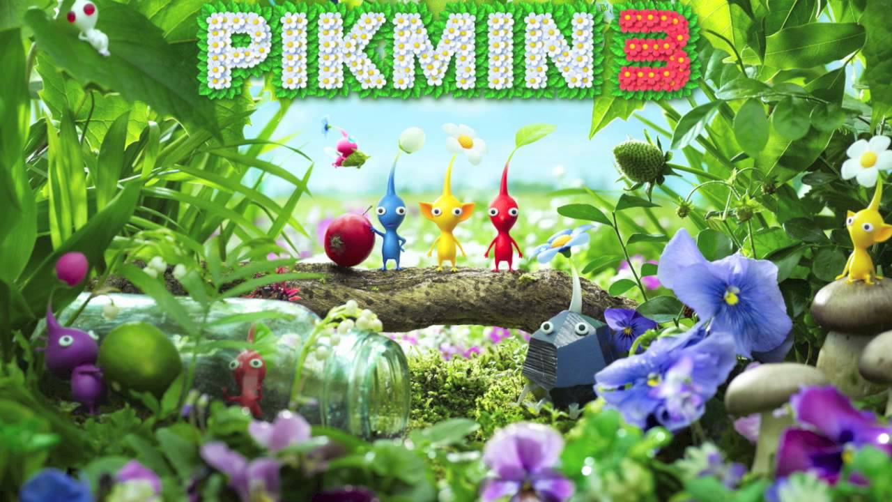 Pikmin 3 HD Wallpapers and Background Images   stmednet 1280x720