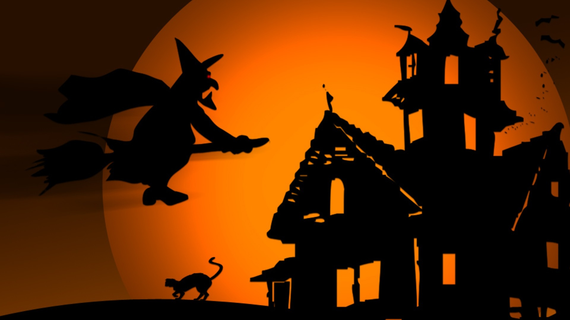 Halloween Wallpapers 83 Wallpapers Desktop Wallpapers HD 1920x1080