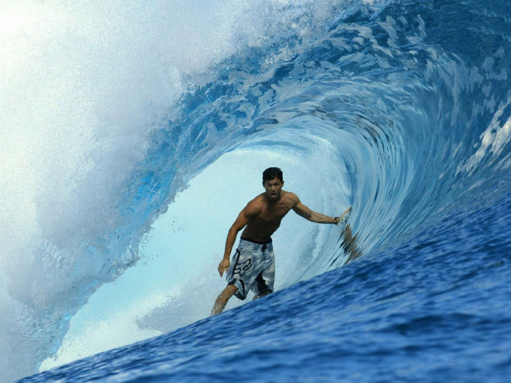 Surfing Wallpaper HD Backgrounds Images Pictures 1024x768