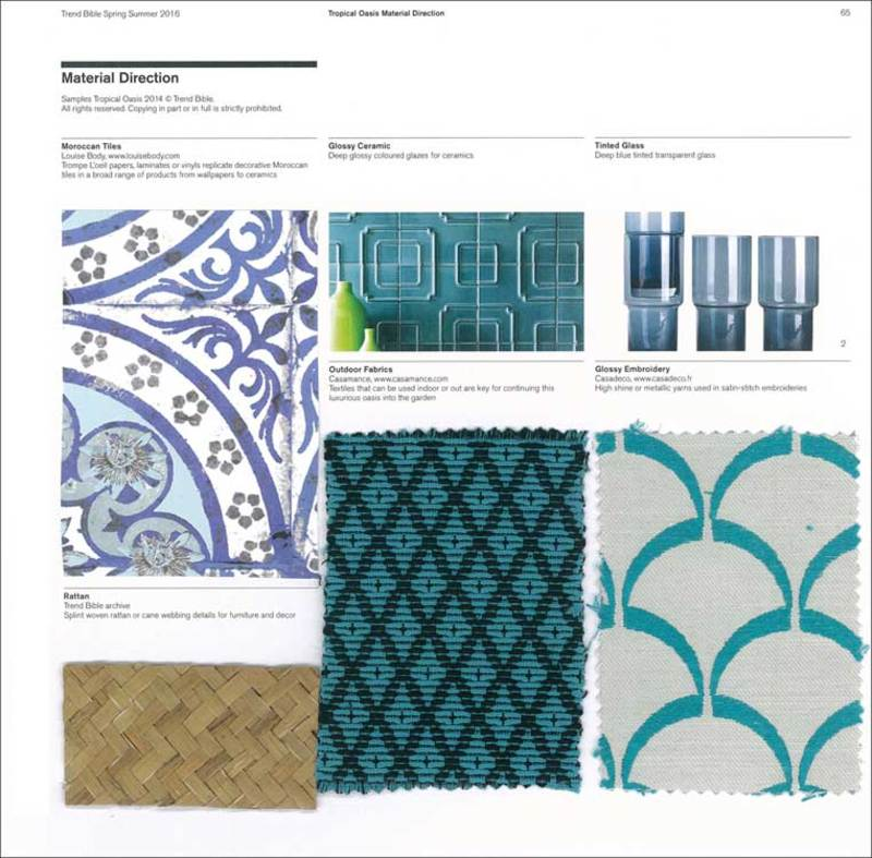 Trend Bible Home and Interior Trends   SS 2016   Interior   Styling 800x787