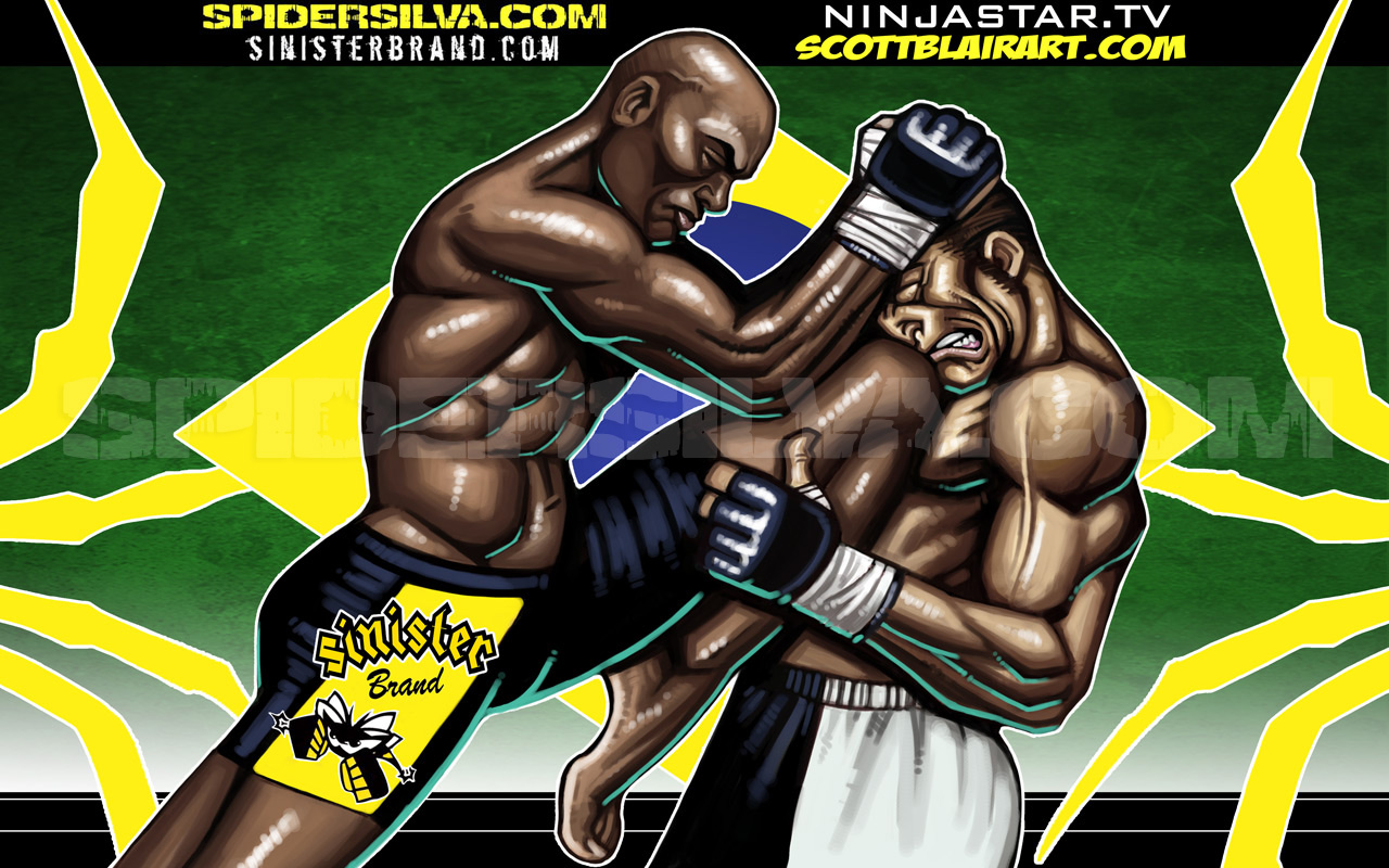 Anderson Silva Wallpaper Page 27 Images 1280x800