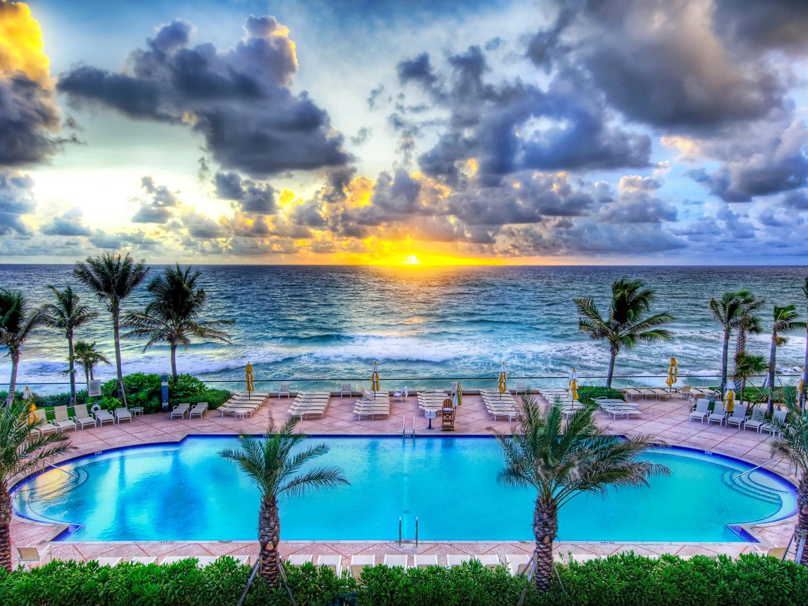 Pool Party Florida Wallpaper 1600X1200 HD Desktop Wallpapers 1600x1200