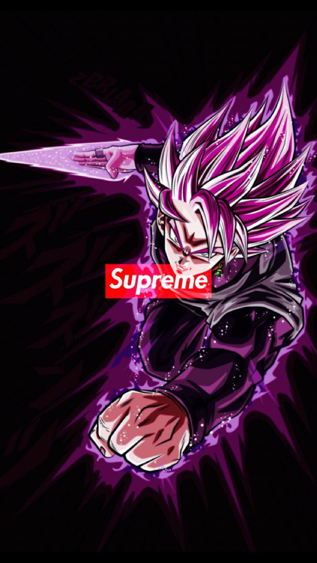 Dragonball Supreme in 2019 Supreme wallpaper Floral 640x1136