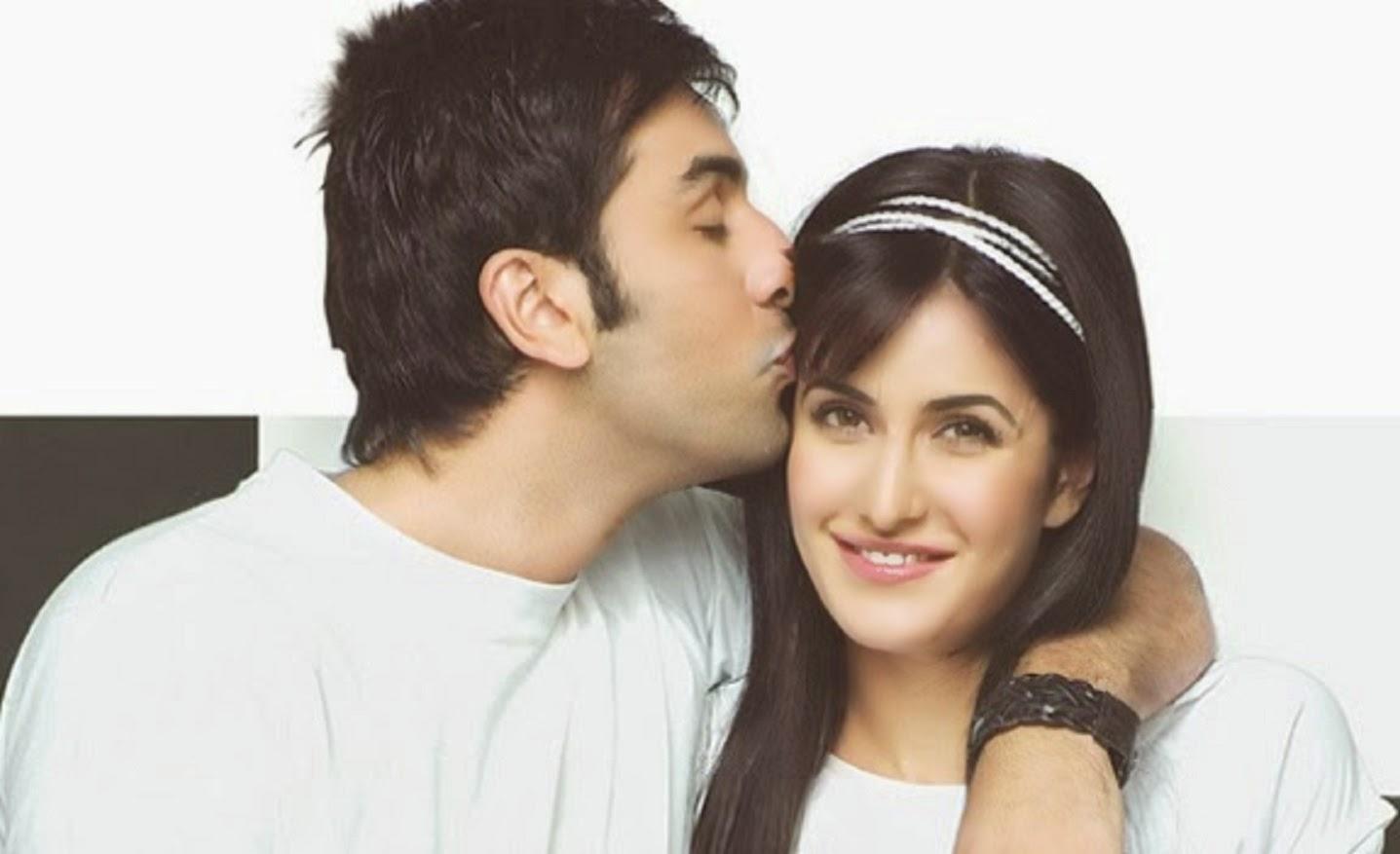 Wallpapers Katrina Kaif And Ranbir Kapoor Cute Couple wallpapers 1437x877