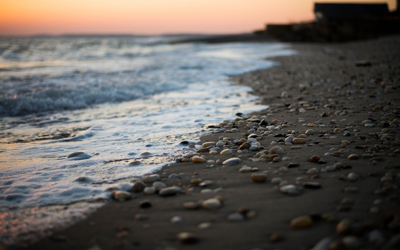 Stony beach wallpaper 2880x1800 31888 2880x1800