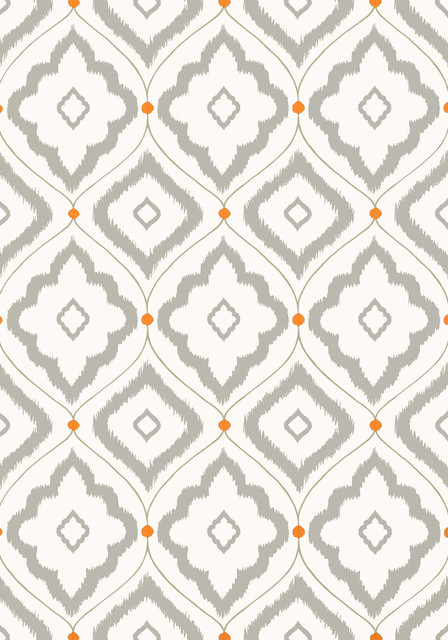 Resort Collection   Flat Shots   Wallpaper   new york   by Thibaut 448x640