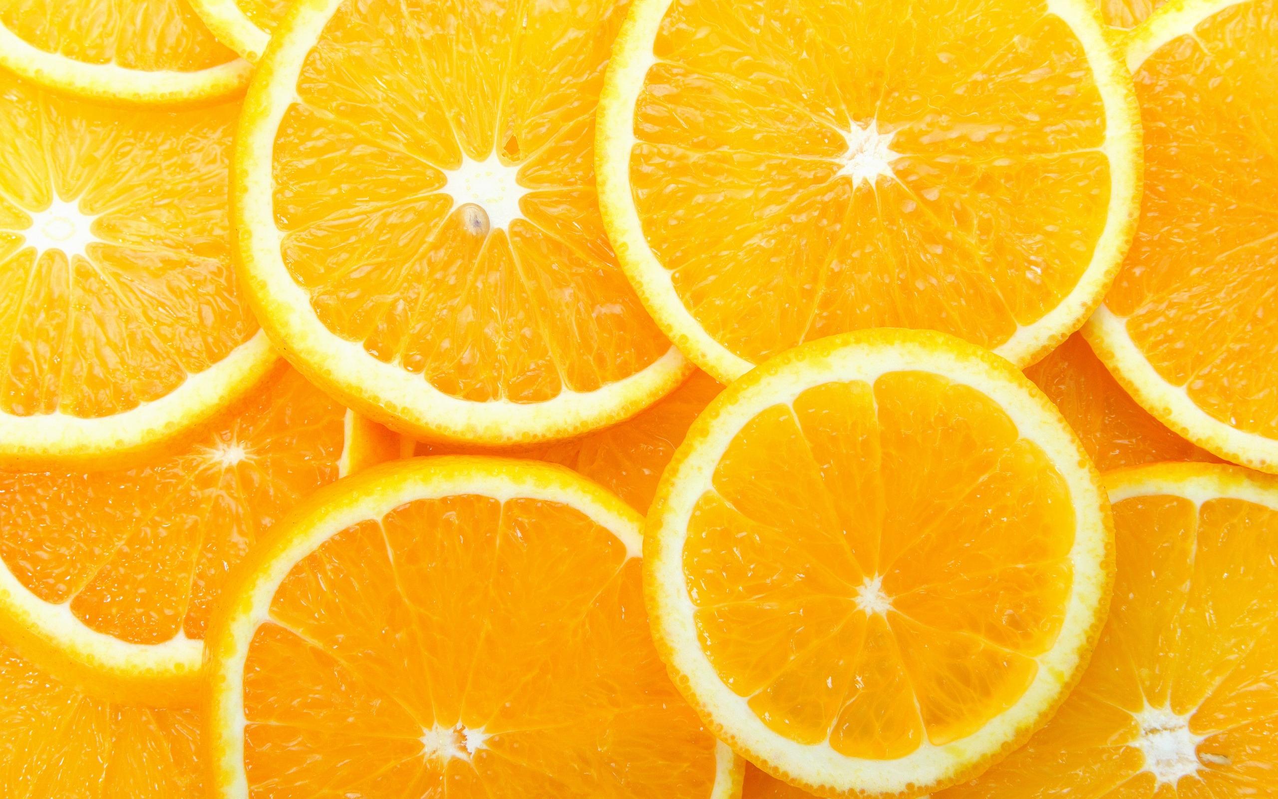 Orange Fruits Background Wallpaper Wide Wallpaper WallpaperLepi 2560x1600