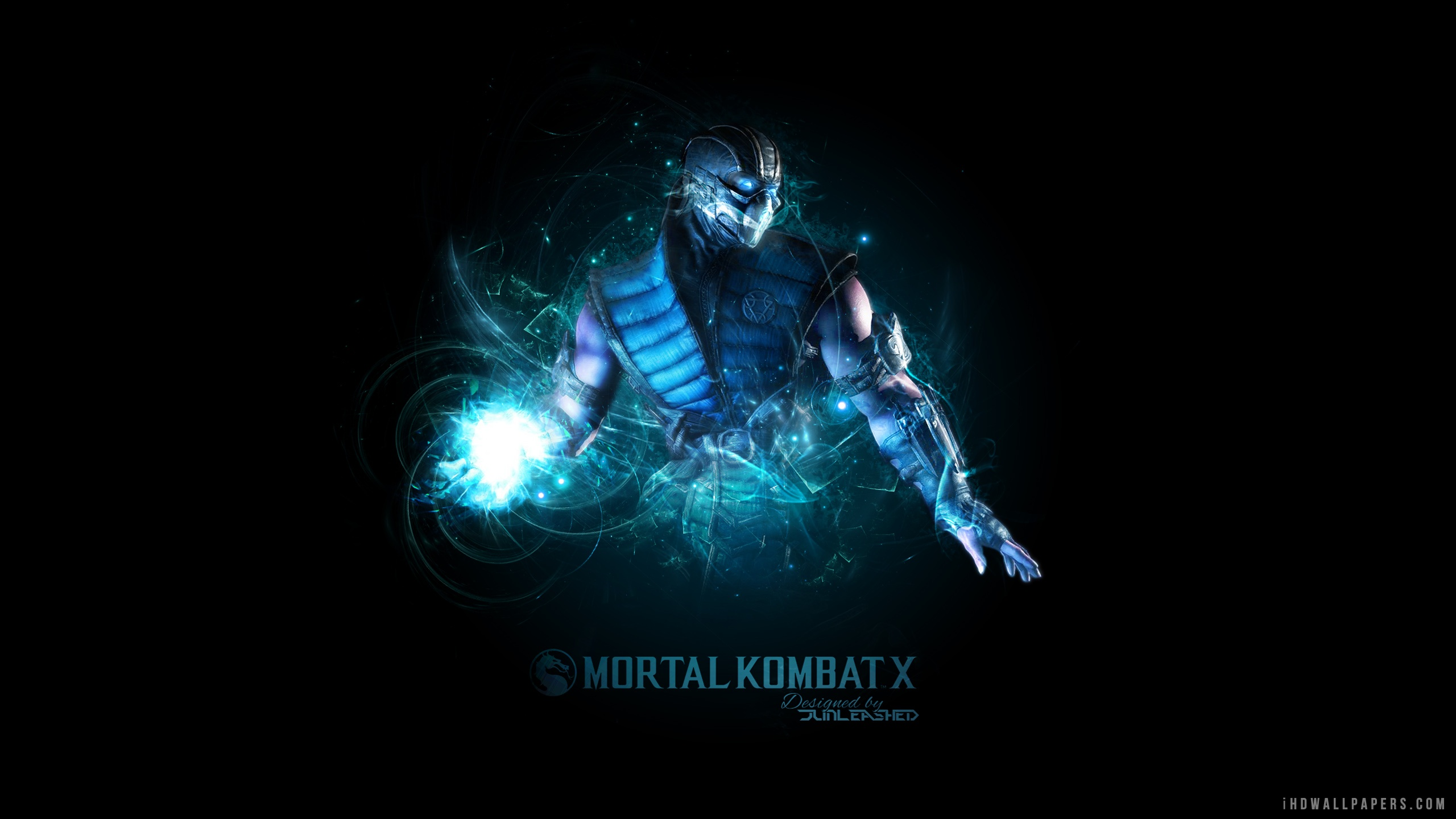 Mortal Kombat X HD Wallpaper   iHD Wallpapers 2560x1440