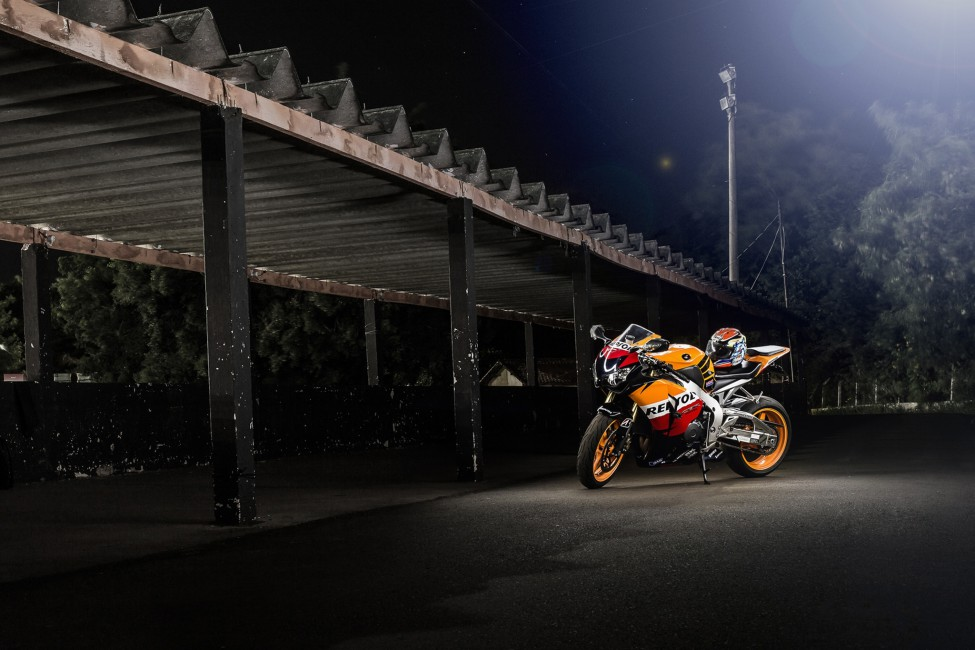 Honda Cbr1000rr Repsol Motorcycle Bike   Stock Photos Images 975x650