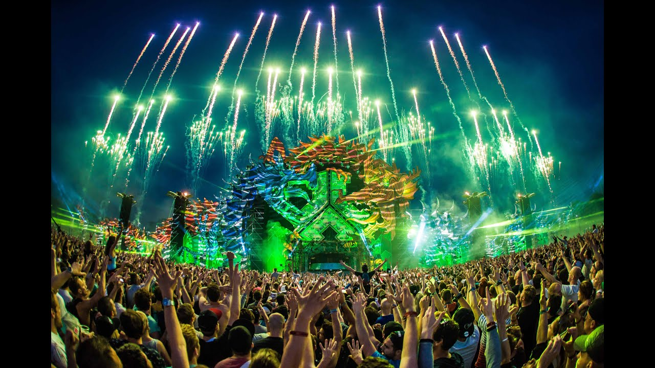 Defqon1 Weekend Festival 2016 Official Saturday Endshow 4096x2730