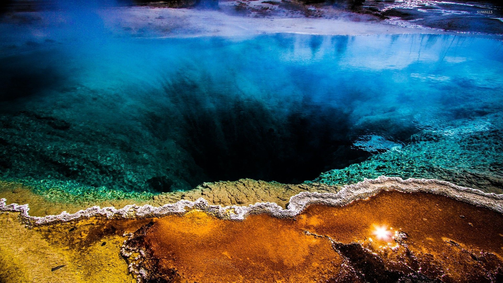 Yellowstone National Park wallpaper   Nature wallpapers   26779 1280x800