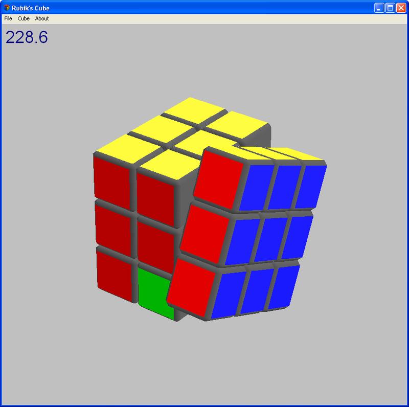 3d Rubiks Cube Wallpaper 3d Rubik 39 s Cube Game Simulator 800x796