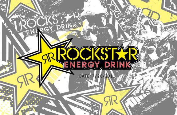 Rockstar Energy Drink Wallpaper - WallpaperSafari