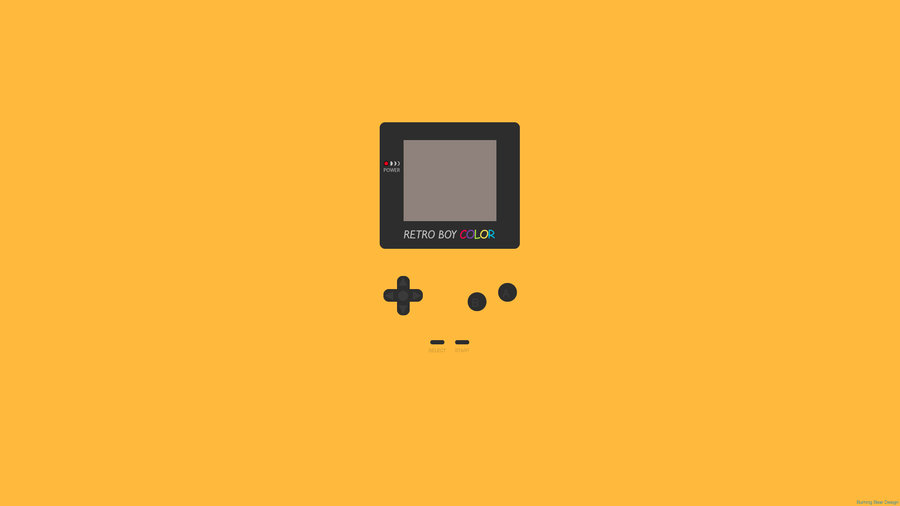 game boy wallpaper by atleselbek d340q8ejpg 900x506