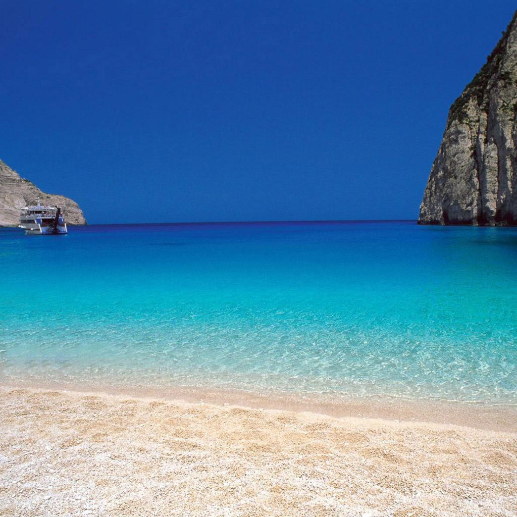 Greece Beach Wallpaper