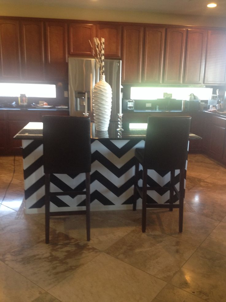Chevron removable wallpaper DIY target living room decor Pinterest 736x981