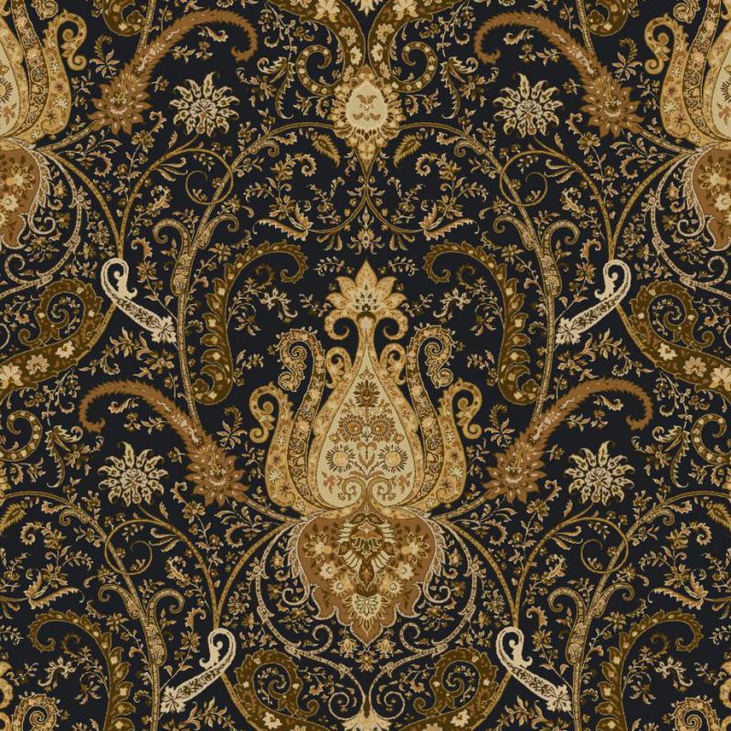 Wallpaper Damask Byzance Wallpaper 800x800