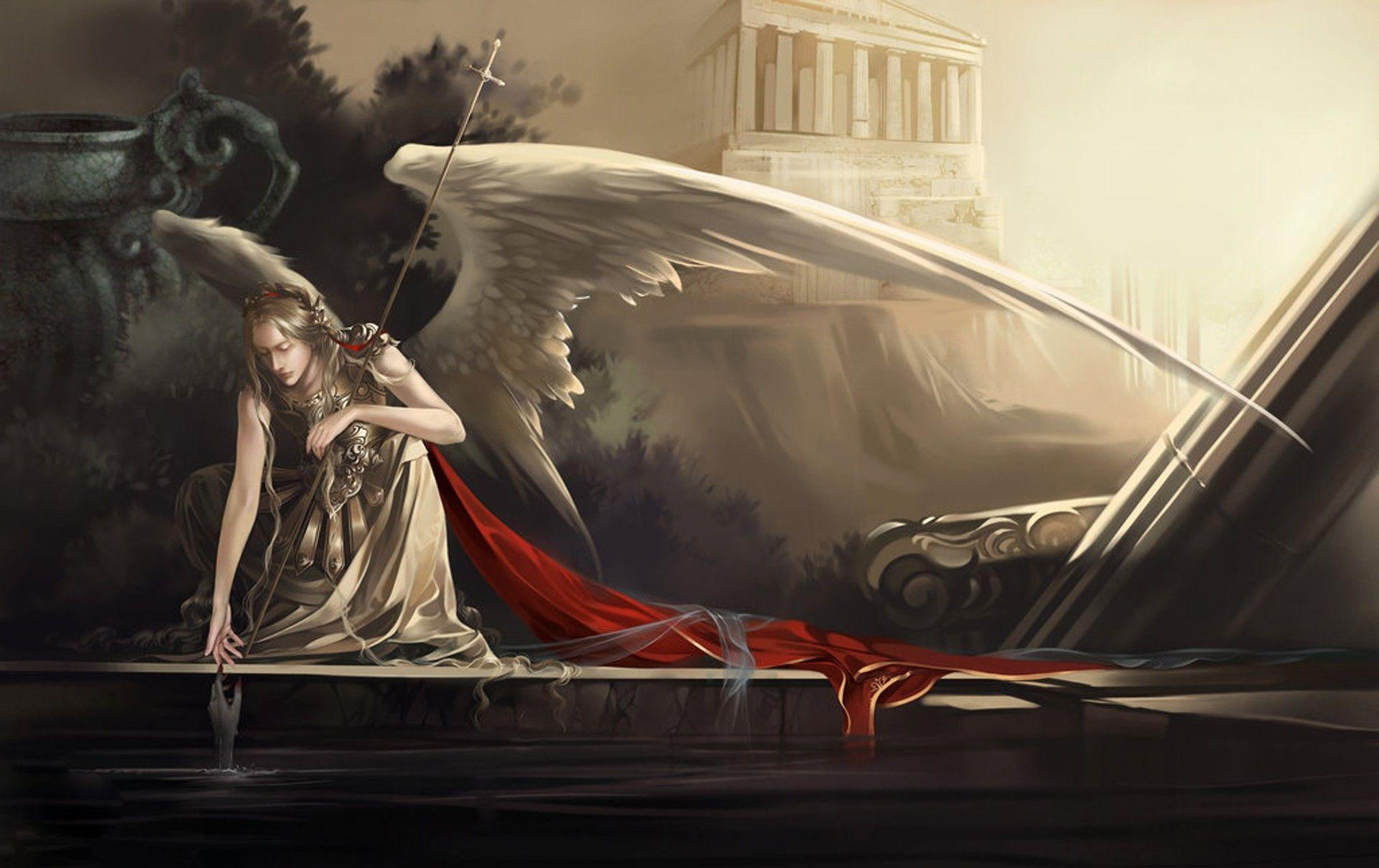 Fallen Angel Wallpapers 1920x1209
