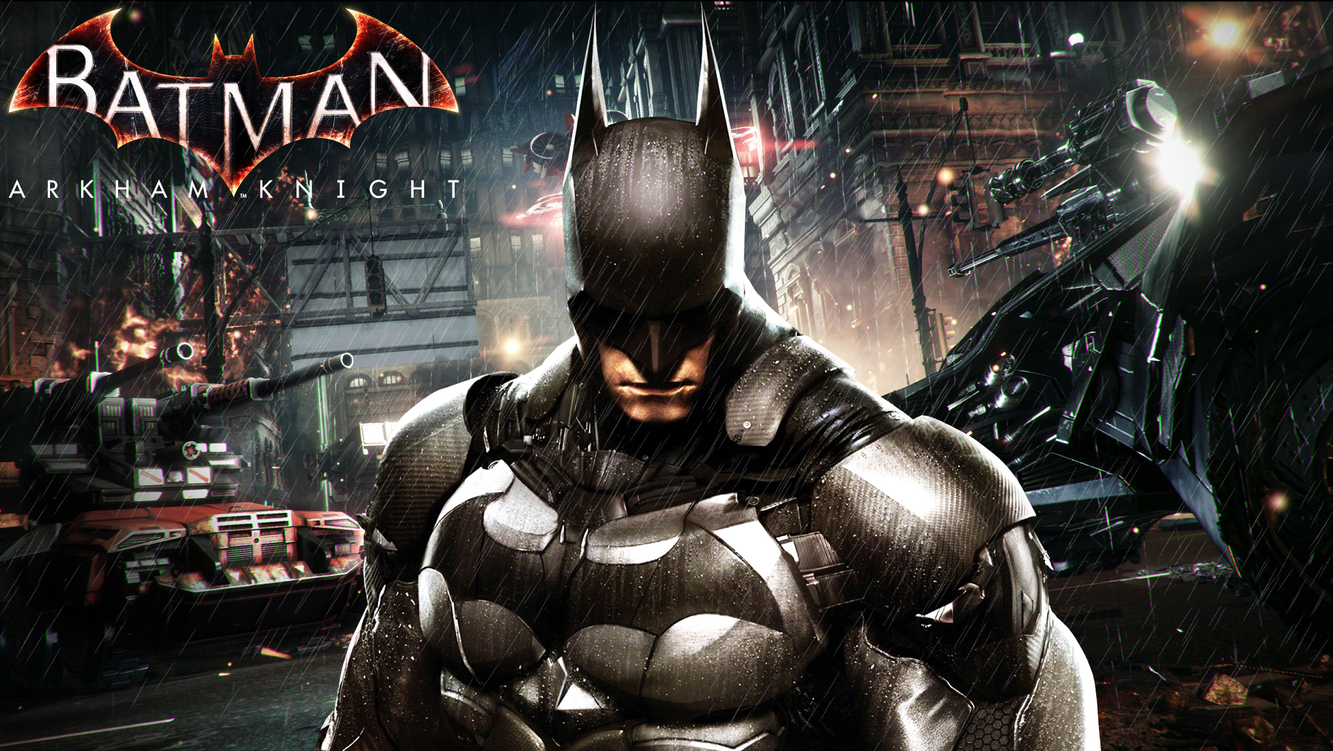 Un trailer de gameplay pour Batman Arkham Knight   PS4 France 1920x1082