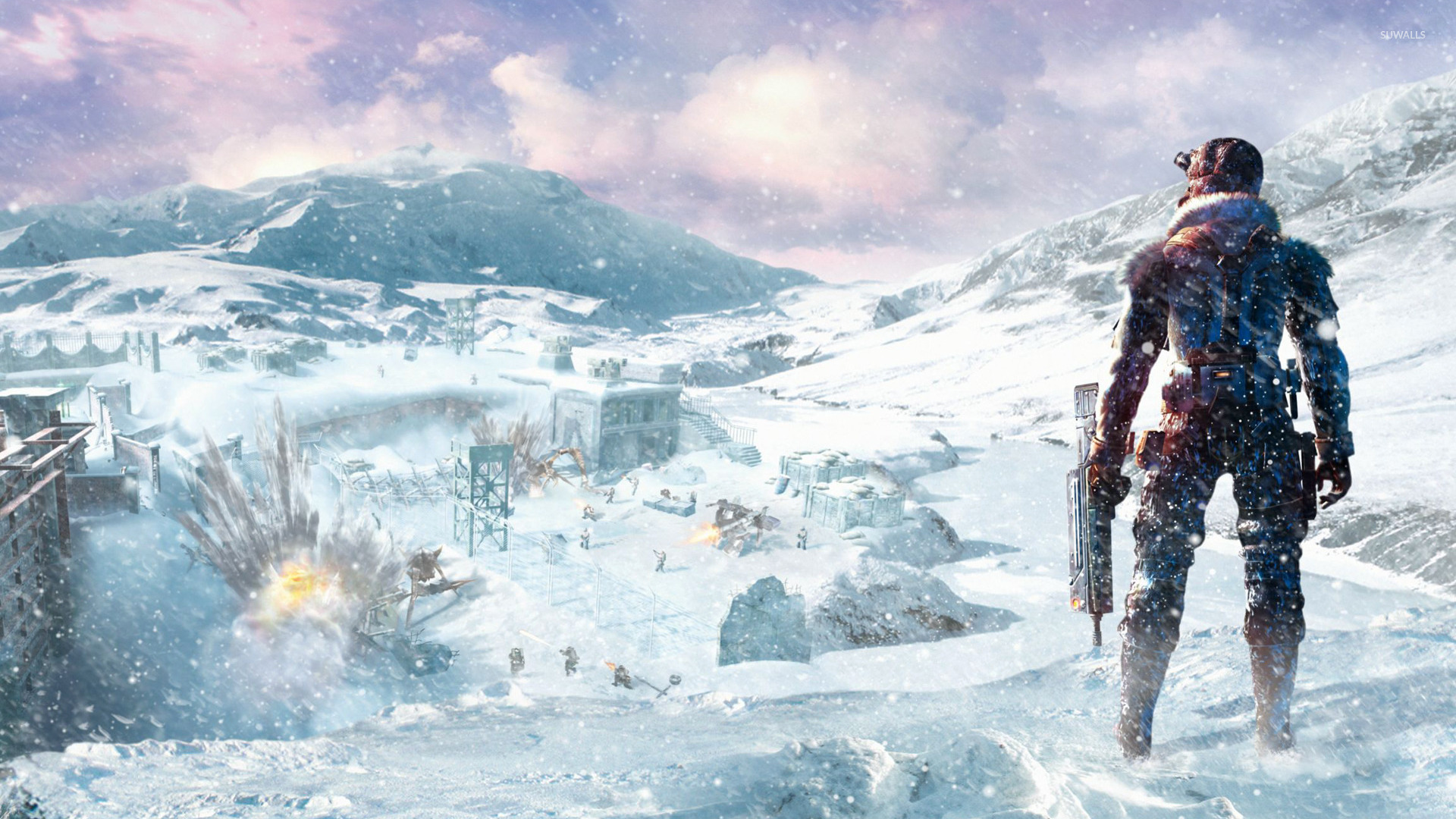 Lost Planet 2 wallpaper   Game wallpapers   14851 1920x1080