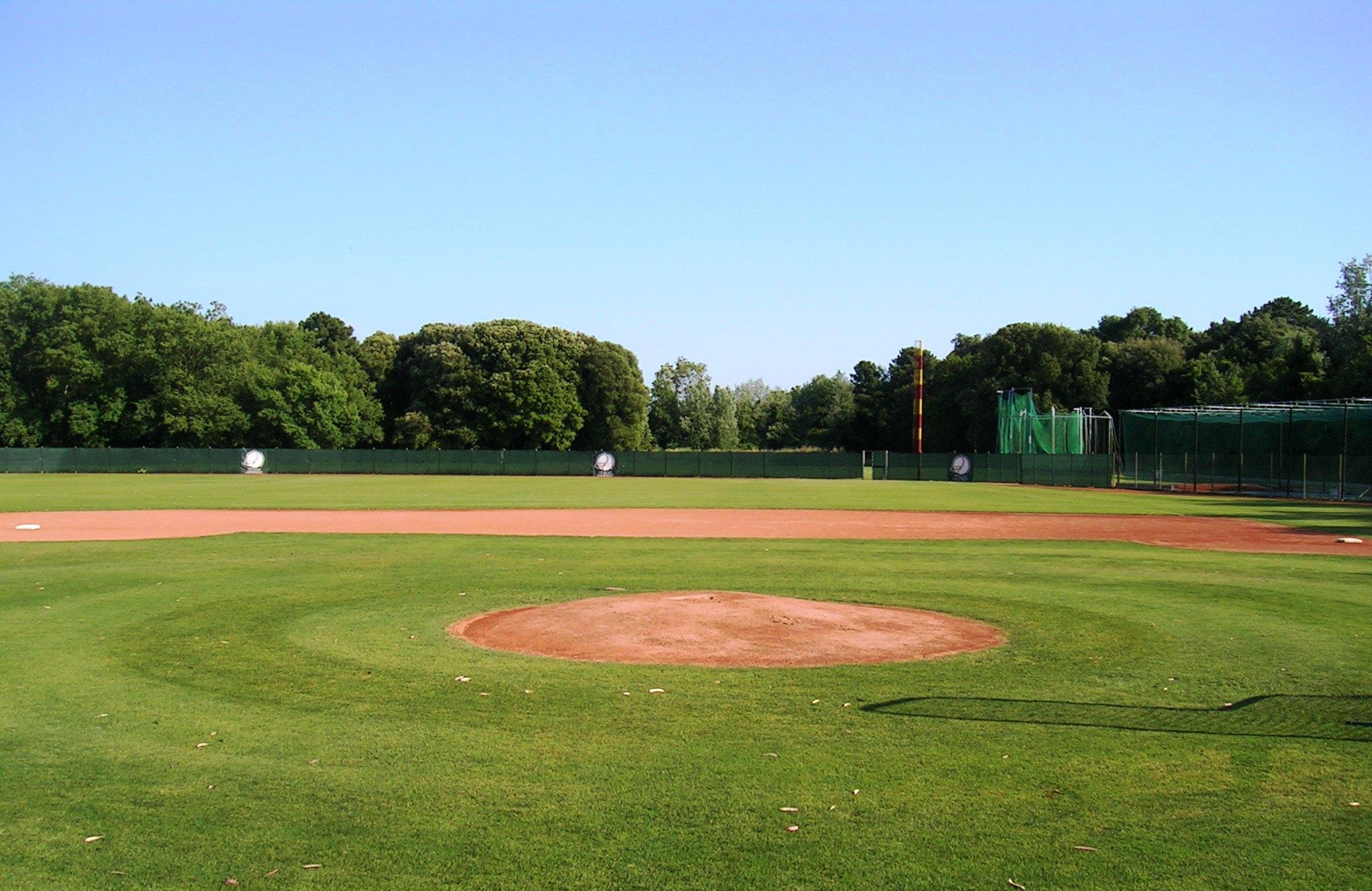 Go Back Images For Baseball Field Grass Wallpaper 2048x1330