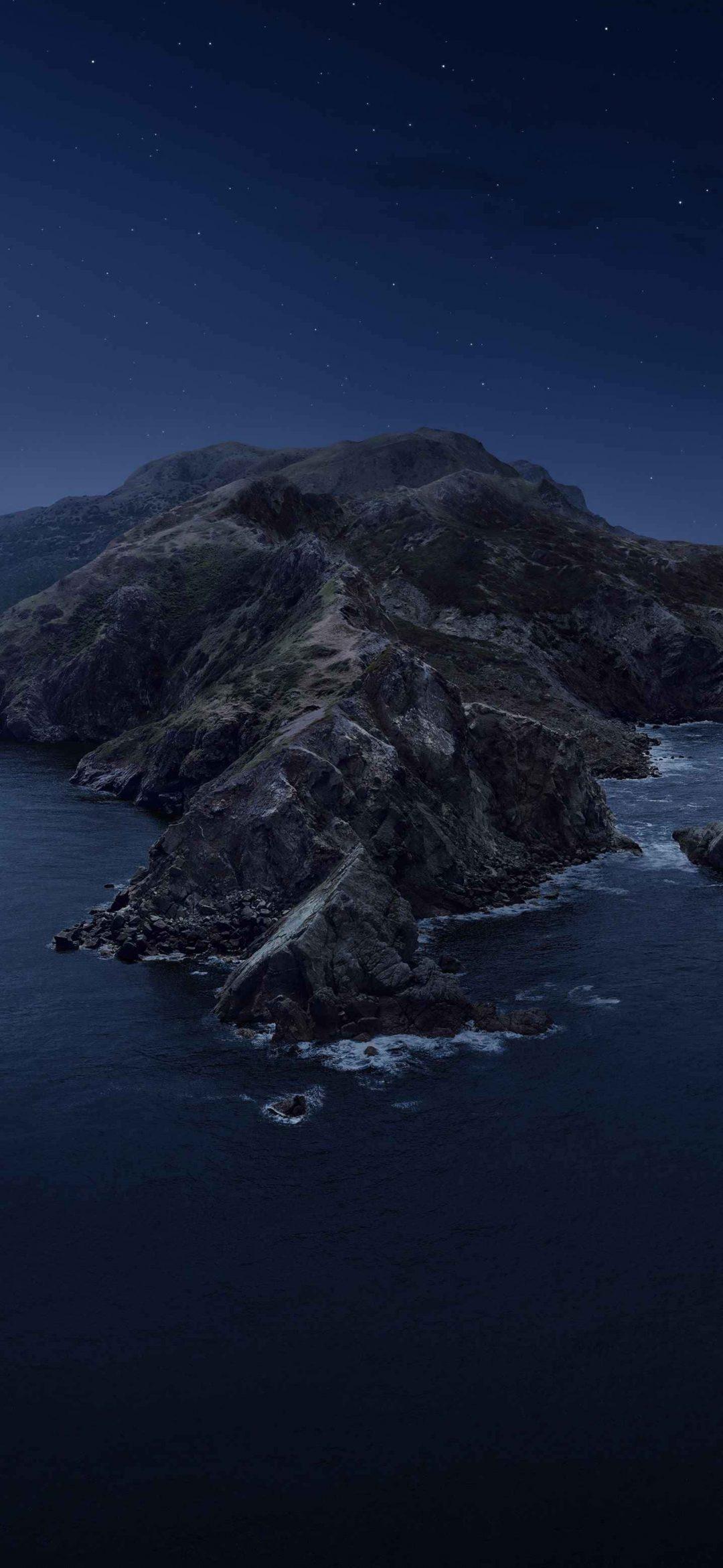 MacOS Catalina Wallpapers 4K 6K Video Wallpaper DroidViews 1080x2341