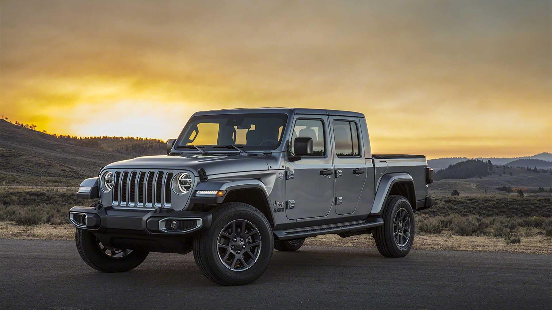 Unveiled 2020 Jeep Gladiator 1920x1080