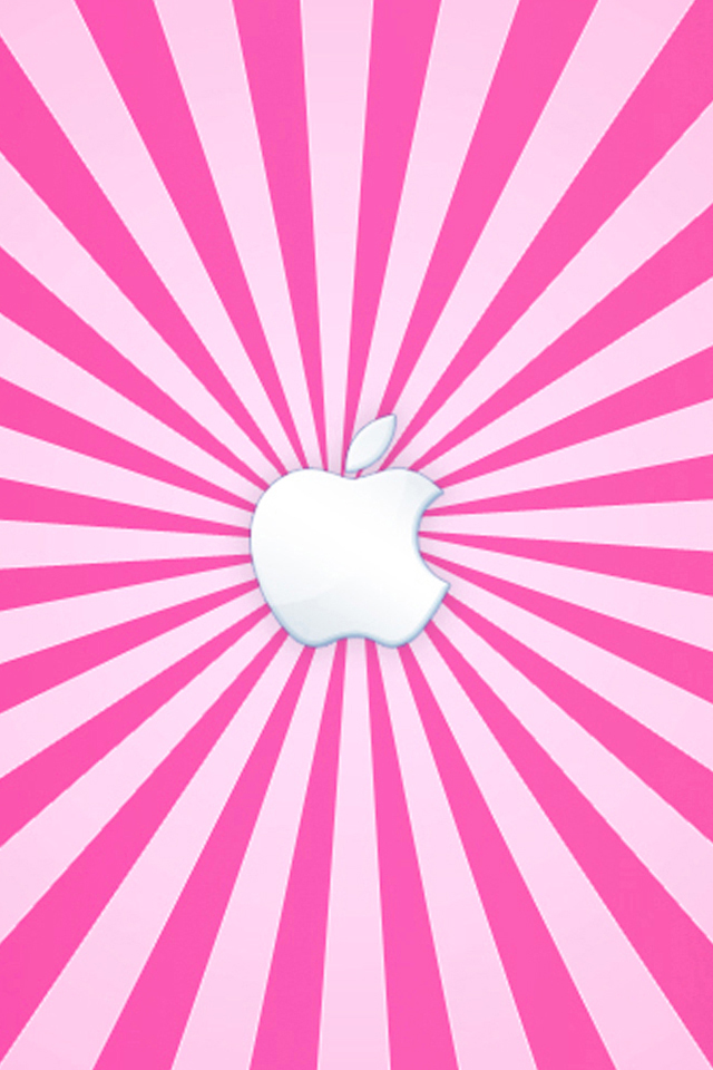 Apple Girly IPhone Wallpaper HD 640x960