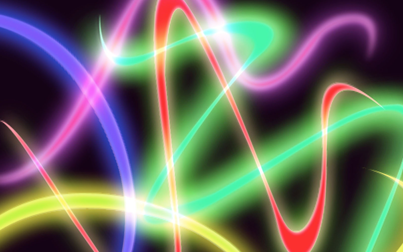 wallpapers Abstract Neon Wallpapers 1600x1000