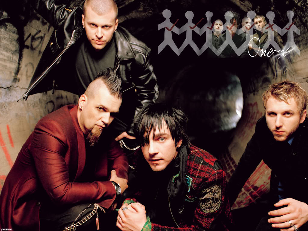 Three days Grace wallpaper 1 Background 1024x768