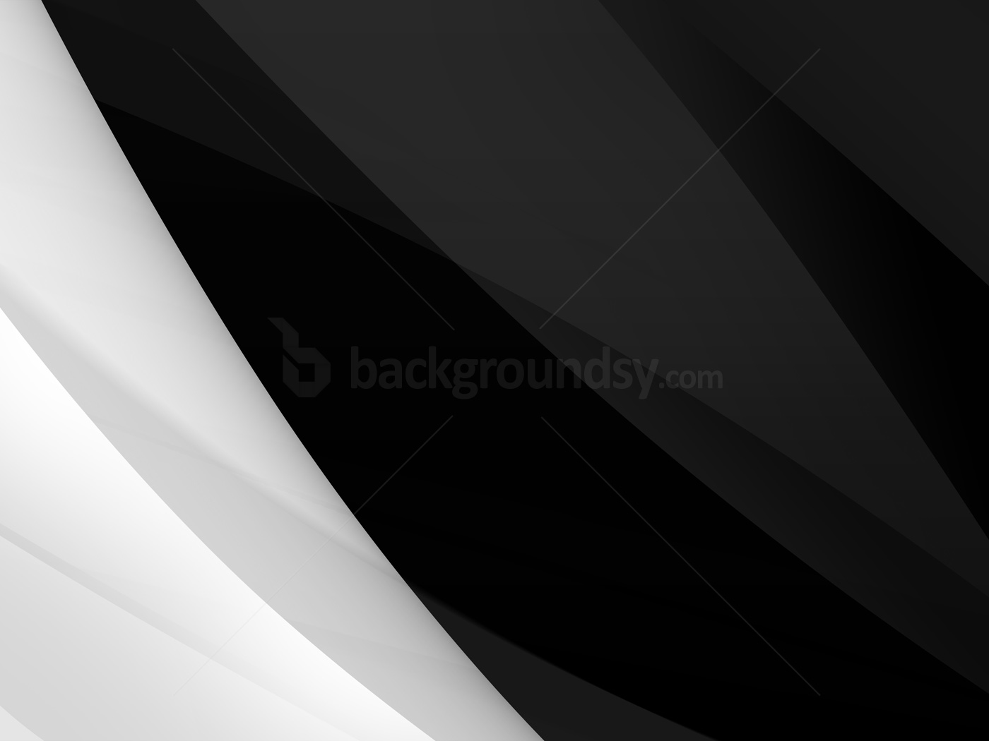 Black amp white abstract background Backgroundsycom 1400x1050