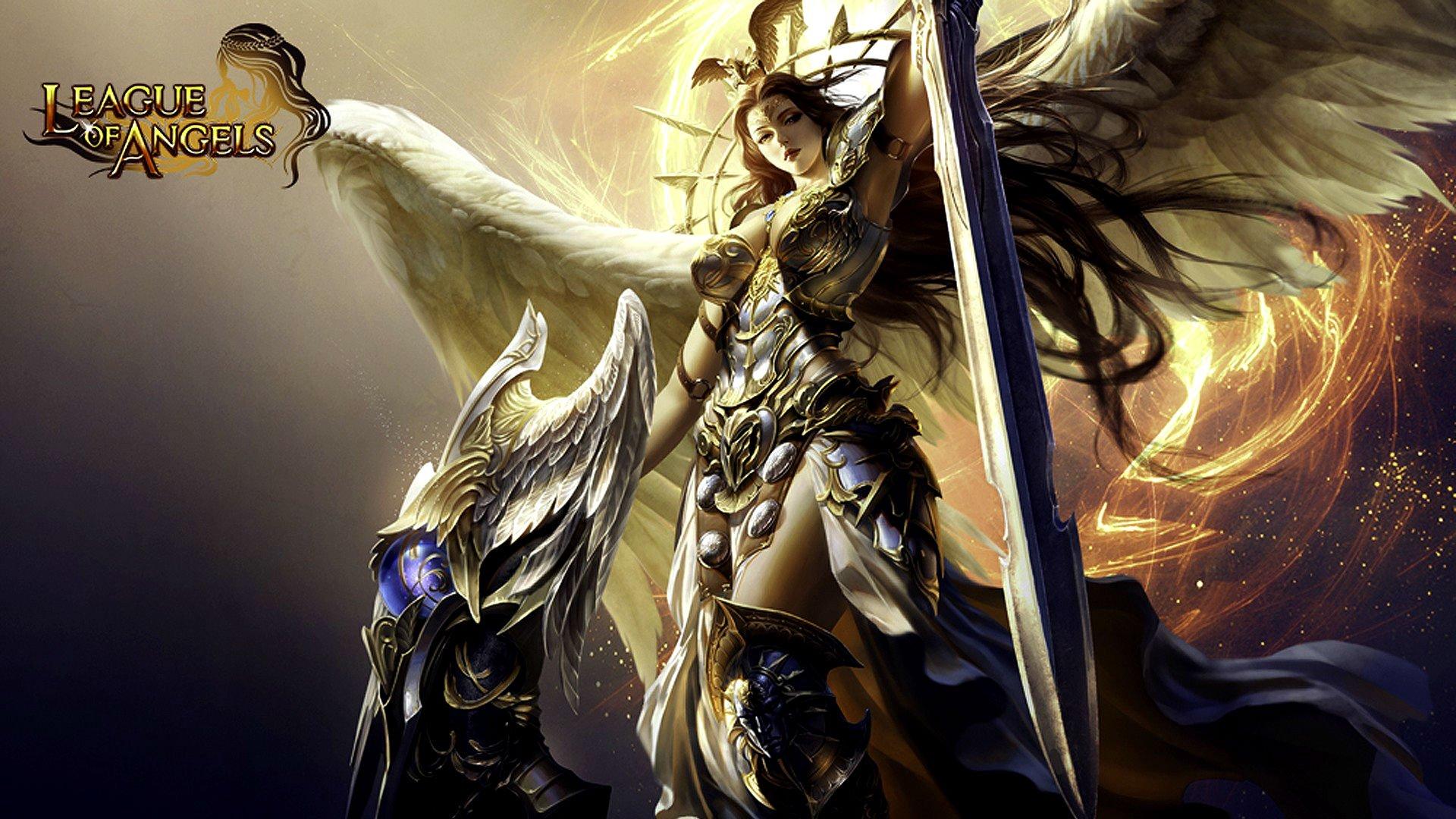 league of angels wallpaper wallpapersafari