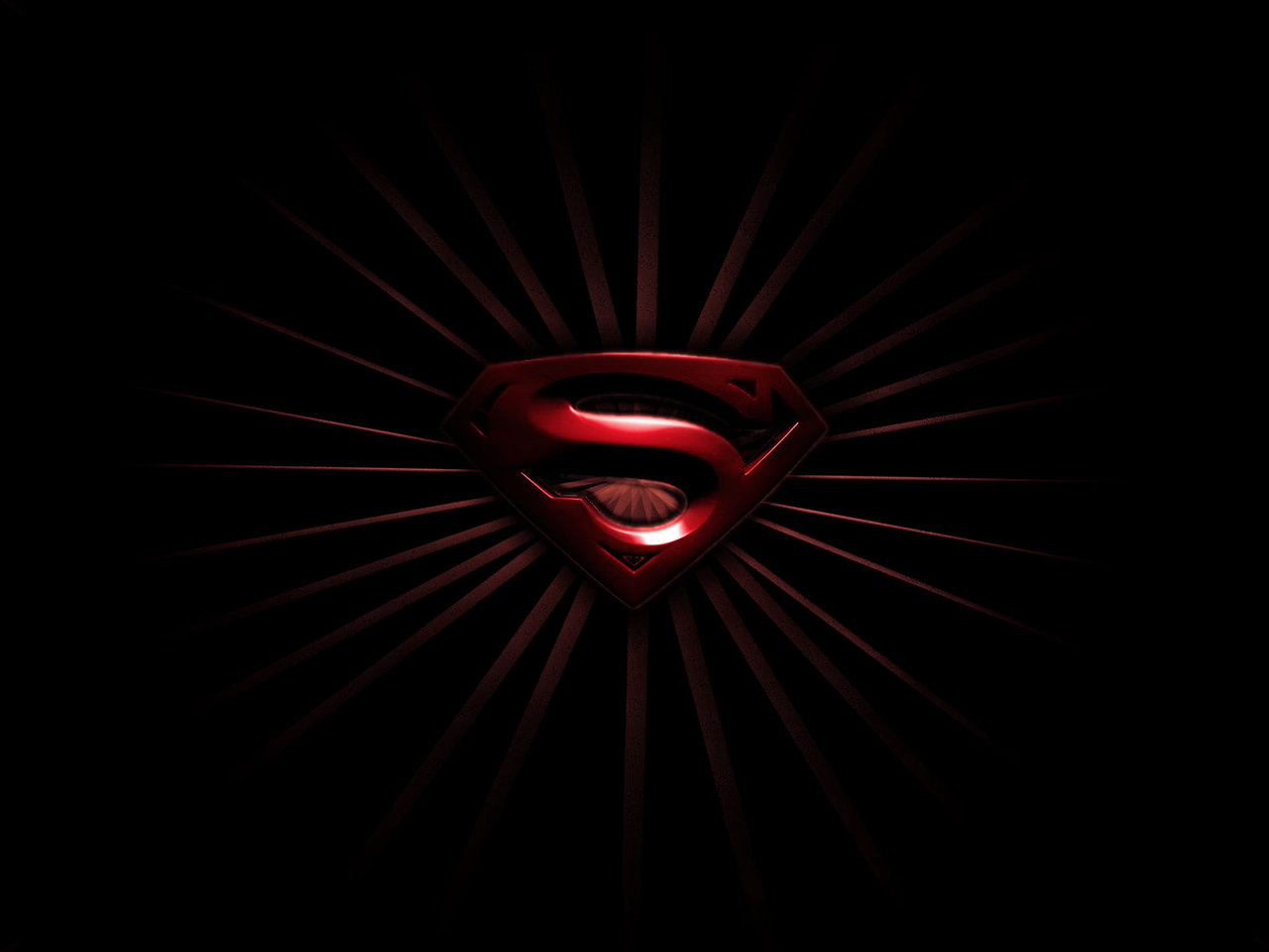 Download Download Superman Logo wallpaper s shining [1280x960] | 77+