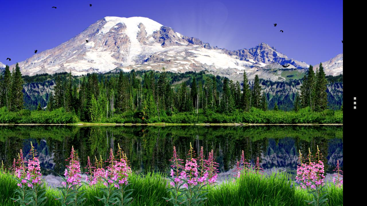 Mount Rainier Live Wallpaper   Android Apps on Google Play 1280x720