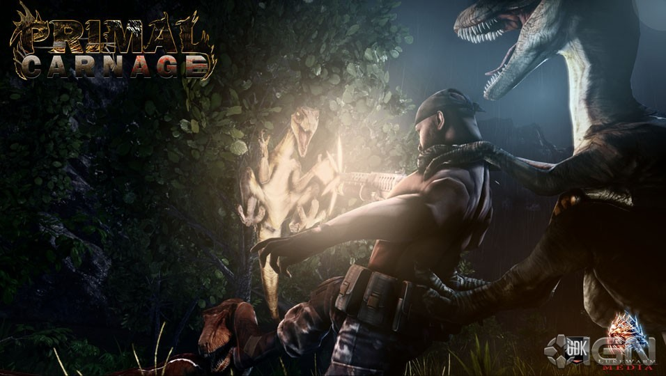 Primal Carnage Screenshots Pictures Wallpapers   PC   IGN 956x540