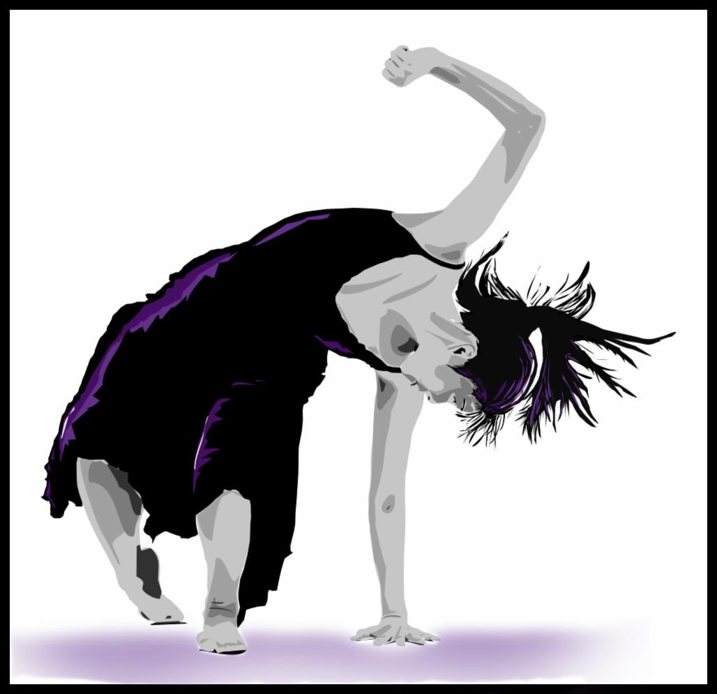 Modern Dance Wallpaper Modern dance by secher 1028x995