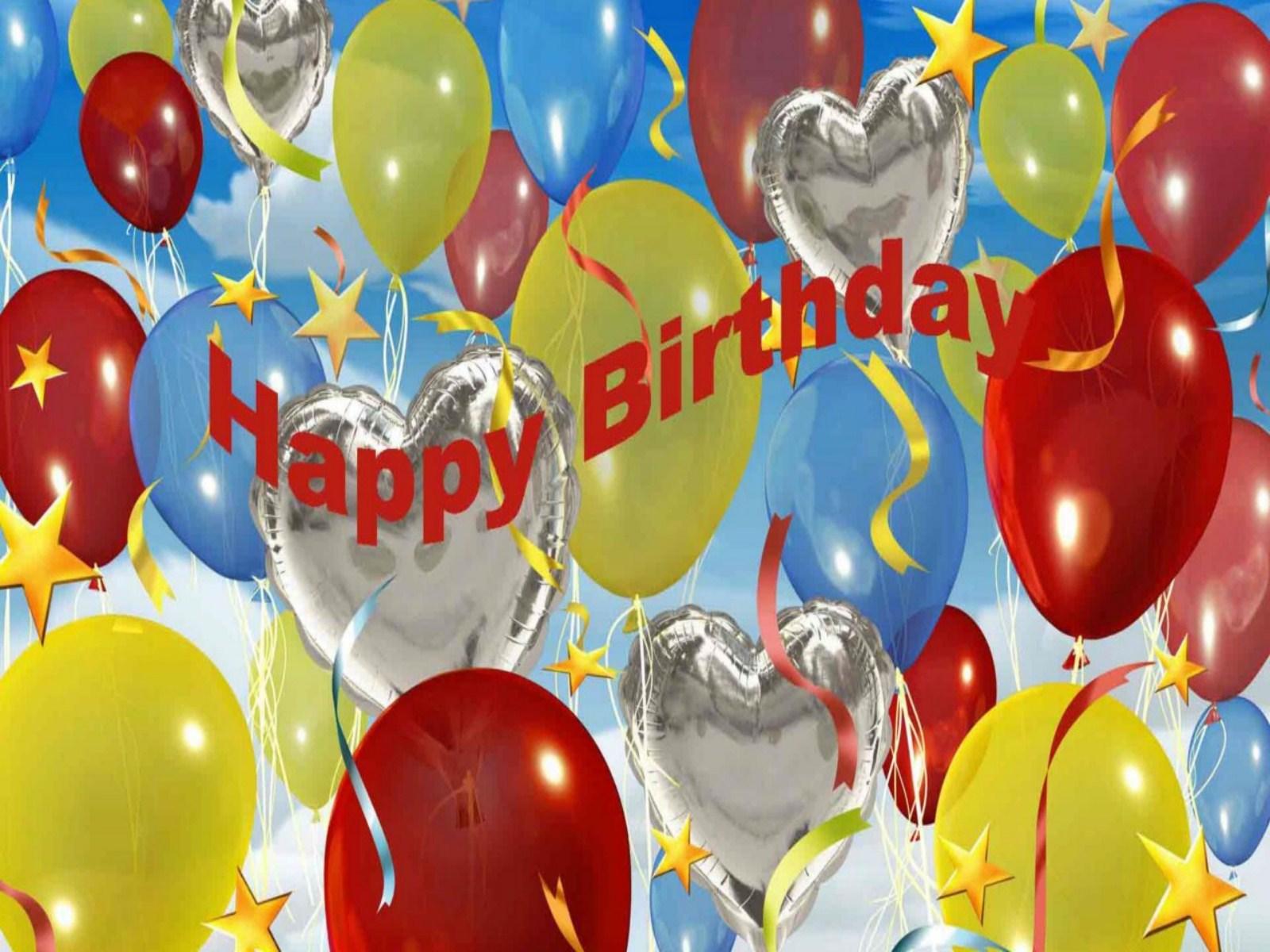 49+] Free Birthday Screensavers and Wallpaper on WallpaperSafari