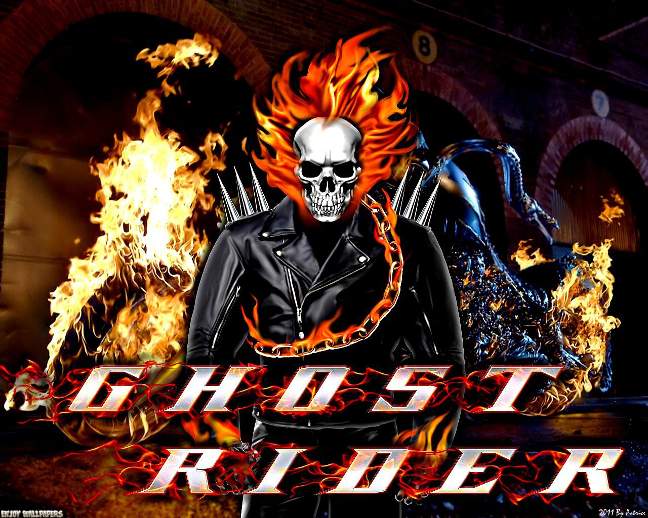 Free download Ghost rider wallpapers ghost rider wallpaper