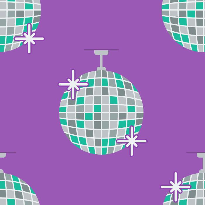 disco ball wallpaper disco tom wahlin2xpng 700x700
