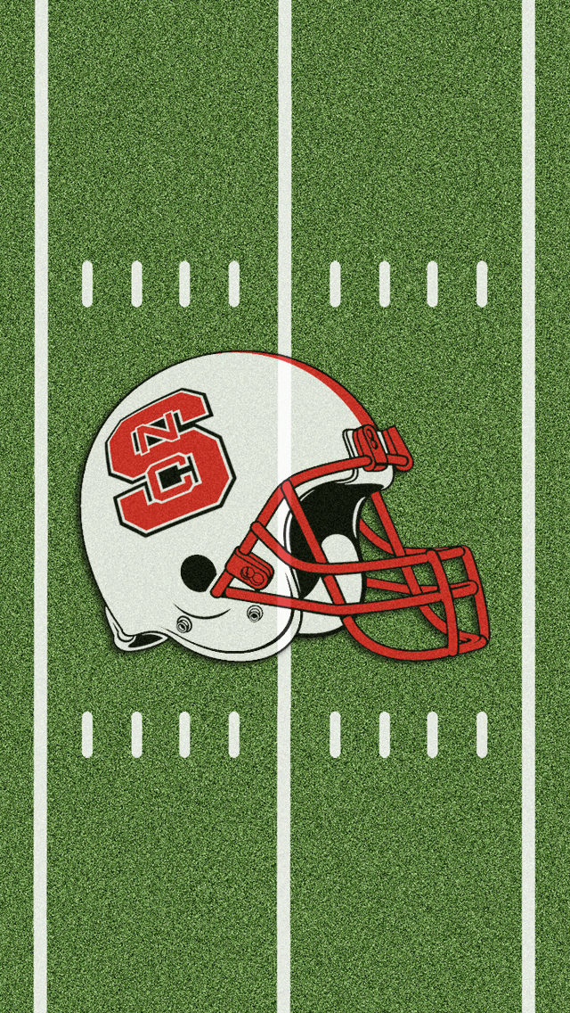 North Carolina State Wolfpack Helmet iPhone 5 Wallpaper 640x1136 640x1136