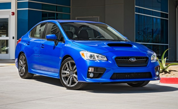 2016 Subaru WRX and WRX STI More Luxury More Features News 626x382