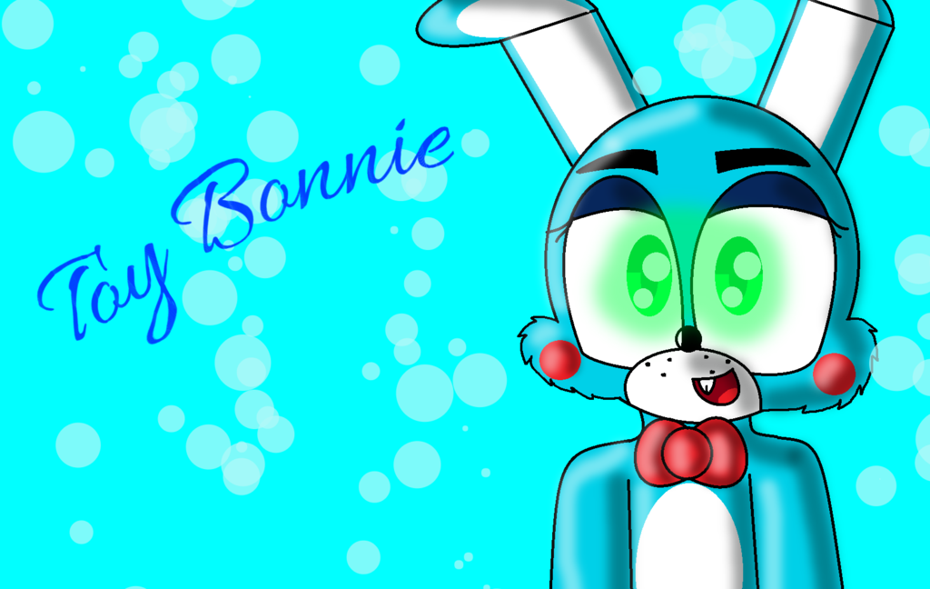 Toy bonnie wallpaper by SonicLion92 1024x648