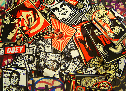 Obey Wallpaper Tumblr Obey giant   taringa 500x362